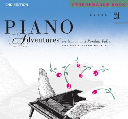 Piano Adventures Level 2A - Performance