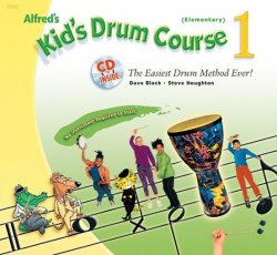 Alfred's Kids Drum Course 1 (Elementary)
