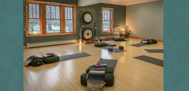 Yoga Studio in Richmond, VT