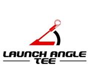 Launch Angle Tee (Black)