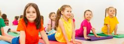 Kids Yoga Camp Ages 8-14