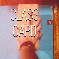 5 Class Card