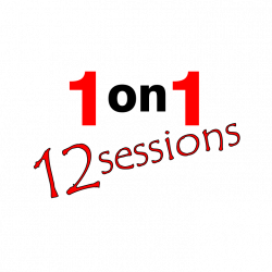 1 on 1 Personal Training - 12 Sessions