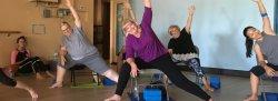 HEY Chair Yoga, Tuesdays, Oct 9 to Nov 6, 2018 with Donna, Ahwatukee Studio