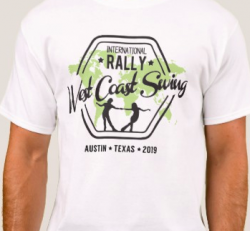WC Swing Flash Rally Tee