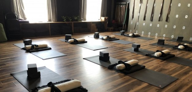 Yoga Studio in Bryan, TX