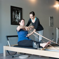 New Client Special      3 Pilates/ELDOA One-on-One Sessions