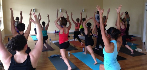 Yoga Studio in Cornelius, NC