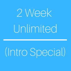 2 Week Unlimited INTRO Special