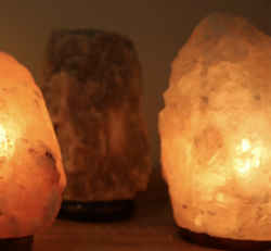 Salt Lamp (Pink) - 8 lbs