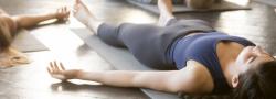 R E S T : Restorative Yoga with CBD