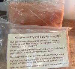 Salt Purifying Bar
