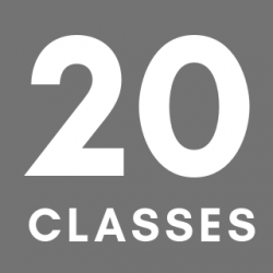 Total Body Training 20 Class Package