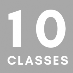 Total Body Training 10 Class Package