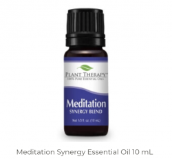 Essential Oil - Mediation Synergy