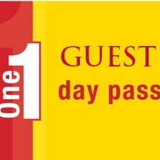 Full Day Guest Pass