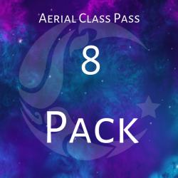 8 Pack- Aerial Class Pass