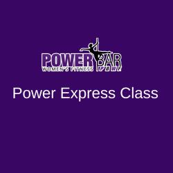 Single Power Express Fitness Class! (30 min)