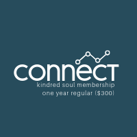 Connect Membership: One Year ($300/yr)