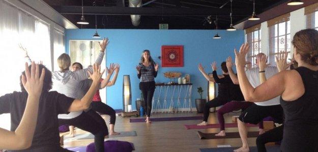 Yoga Studio in Franklin, IN
