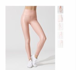 Carbon38 High waist Takara Legging, English Rose (NEW WITH TAGS) size small, Orig price $108