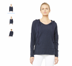 Alo Yoga Long Sleeve Fluid Tunic, Rich Navy (used) size medium, original price $98