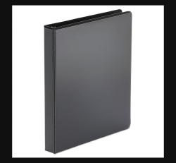 Black Used View Notebook