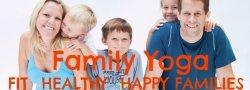 Family Yoga Class (Parents& Kids 4-12yrs) 6 week term