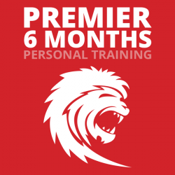 Premier 6mo. Personal Training (3x/wk-72 Sessions)