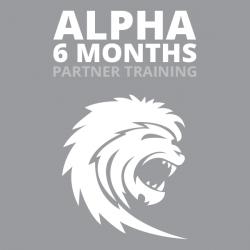 Alpha Partner Training 6 mo.