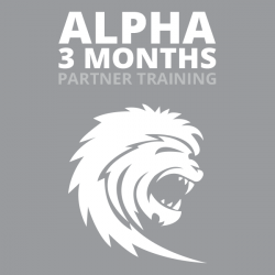 Alpha Partner Training 3mo.