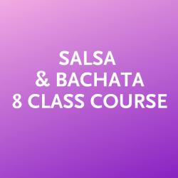 Salsa & Bachata Beginners 8 classes