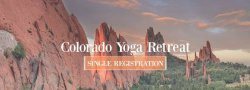 Colorado Yoga Retreat - Single Room