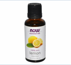 Now Foods, Essential Oils, Lemon (30 ml)