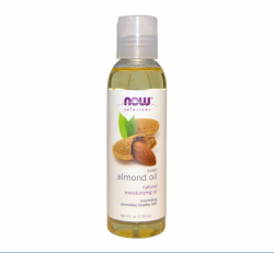 Now Foods, Sweet Almond Oil, 4 fl oz (118 ml)