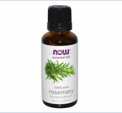 Now Foods, Essential Oils, Rosemary (30 ml)
