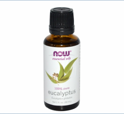 Now Foods, Essential Oils, Eucalyptus, (30 ml)
