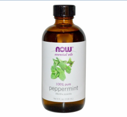 Now Foods, Essential Oils, Peppermint (118 ml)