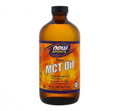 Now Foods, MCT Oil, Pure (473 ml)