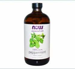 Now Foods, Essential Oils, Peppermint (473 ml)