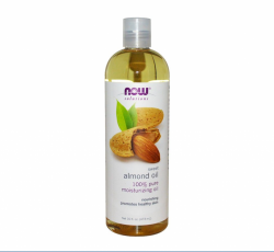 Now Foods, Sweet Almond Oil, 16 fl oz (473 ml)
