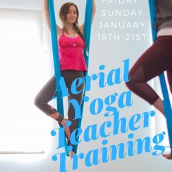 Aerial Yoga Teacher Training Deposit