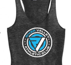 Ladies Jersey Racer Tank