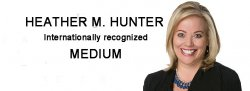 VIP Small Group Experience with Psychic Medium Heather Hunter/ Limit 8