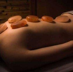 Himalayan Salt Stone Massage - 60 min