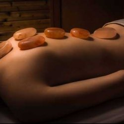 Himalayan Salt Stone Massage - 90 min