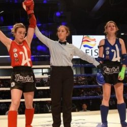 Teen Muay Thai & Kickboxing