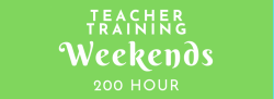 Spring Weekend Yoga Teacher Training 02/06-06/12 2021