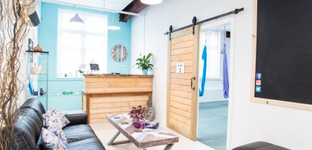 Pilates Studio in Newcastle Upon Tyne,