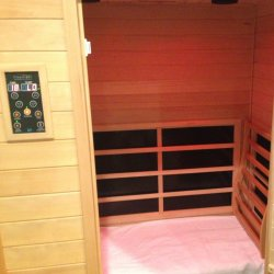 Infrared Sauna - 6 Sessions